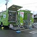 冬季貼心服務:在古川鄉看到的行動銀行