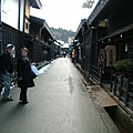 飛驒高山小京都之稱的傍晚