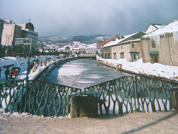 北海道小樽(OTARU)運河