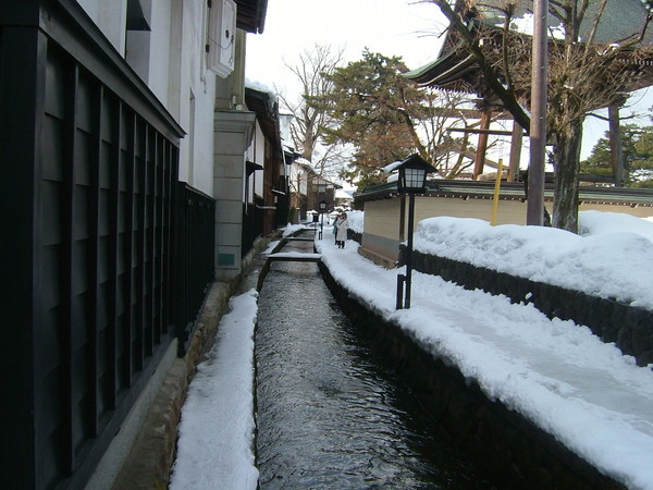 古川鄉鯉之川(最符合環保設計的水道)