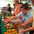 社區農產品展示