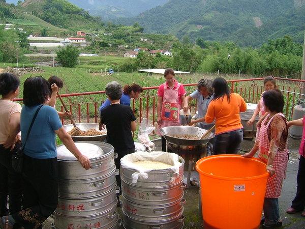 端午節包粽子活動
