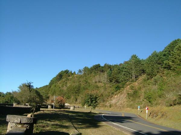 高山公路(阿里山路段)