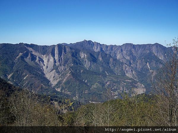 2011.2.52011.2.5塔塔加望阿里山山脈
