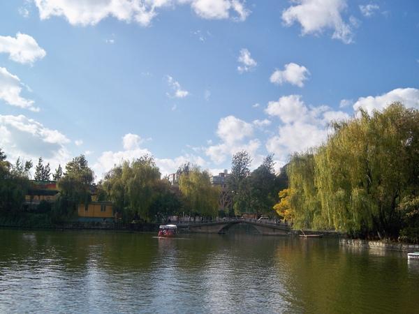 08.21昆明翠湖公園