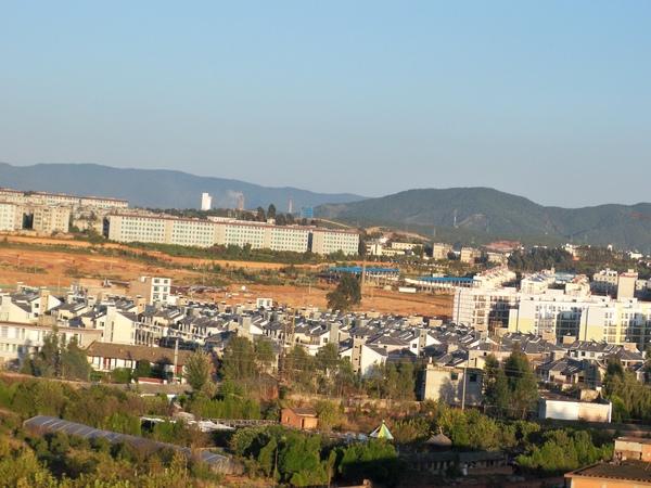 08.11.22楚雄打造新市鎮