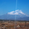 08.11.24白雲裡的玉龍雪山