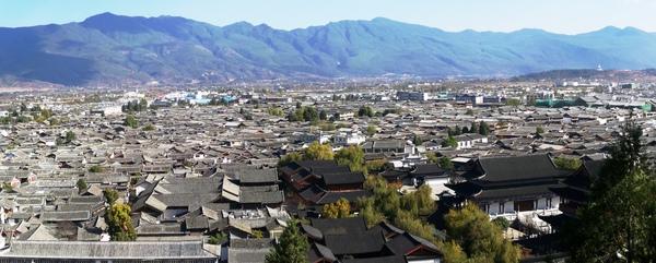 08.11.24俯瞰麗江古城
