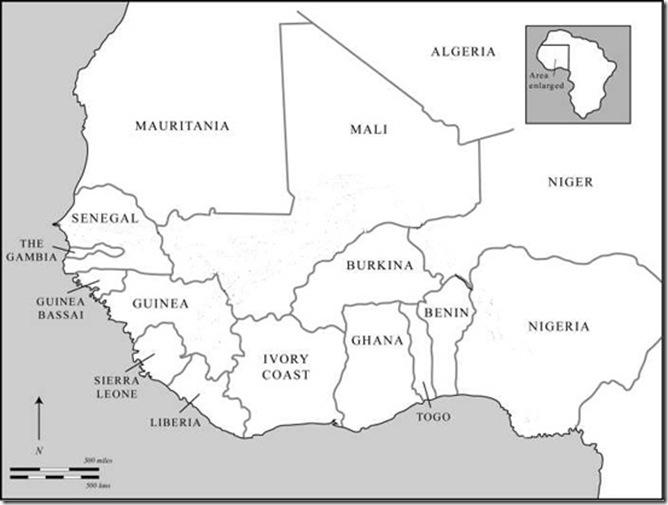 Westafricacountries