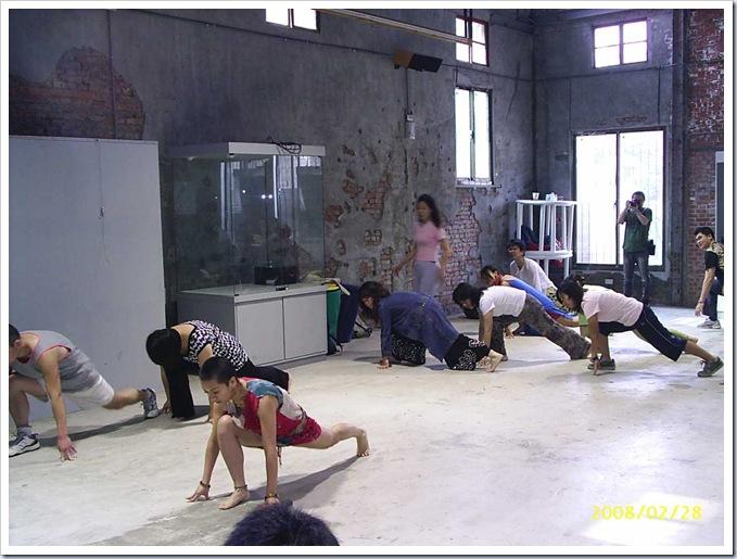 非洲舞蹈課05