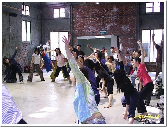 非洲舞蹈課04