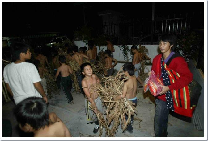 猴祭前晚儀式02