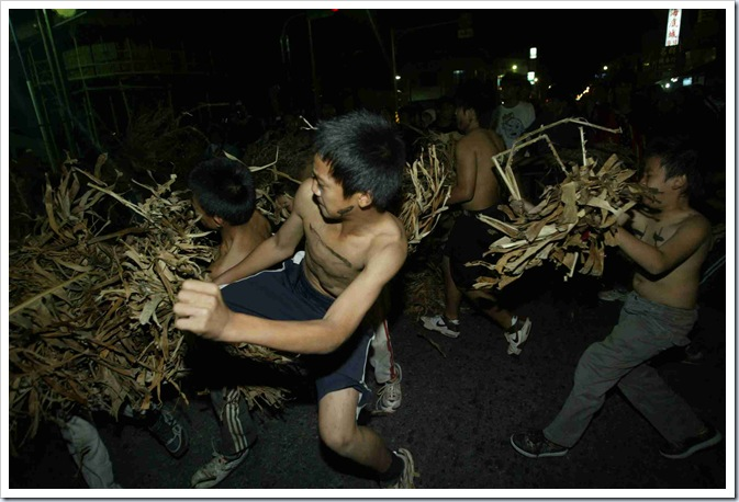 猴祭前晚儀式07