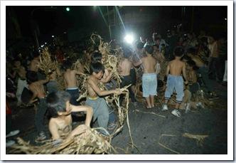 猴祭前晚儀式09