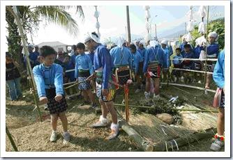 猴祭儀式03