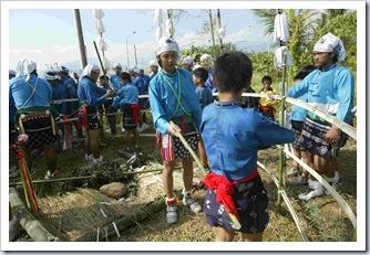 猴祭儀式02