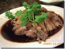 茶餐廳02-滷水鴨