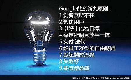 google創新