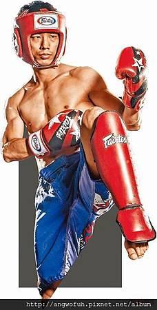 叛逆格鬥 愛打架少年 打成職業選手........轉貼蘋果日報(有感》