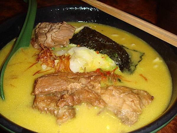 赤阪拉麵~咖哩