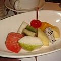 元町咖哩~水果優酪沙拉