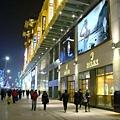 北京夜晚逛大街