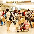 回到台灣囉!!!