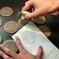 選自己喜歡的硬幣圖案~~~