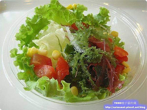 摩斯海藻沙拉1