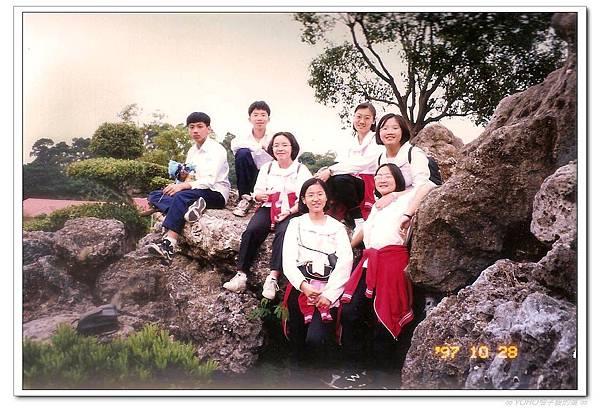 國中畢業旅行
