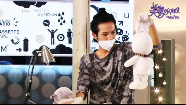 """Dr. 黃""""的第一個患者是豬+兔子"""