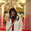 玩到百貨公司快關門,才驚覺...我的大聖誕樹呢???