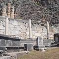 雅典的柱廊