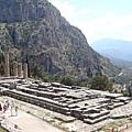 阿波羅神殿全貌