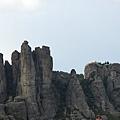看見巨石上小小小的天空之城嗎?