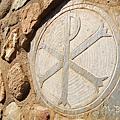 讓人聯想到中世紀城堡的石刻