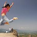 太high了!跳一下
