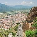 山下的Kalambaka
