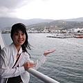 小島的港口
