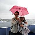 只有小陽傘的我們