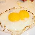 很漂亮的荷包蛋