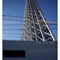 sky tree,這是我離它最近的一瞬~中文名晴空塔