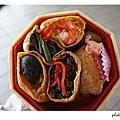 有5種豆皮壽司