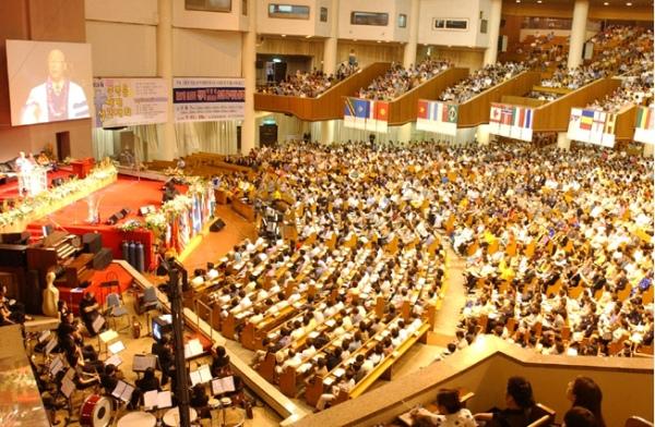 韓國汝矣島純福音教會