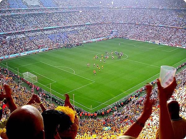 巴西世界盃足球賽2014