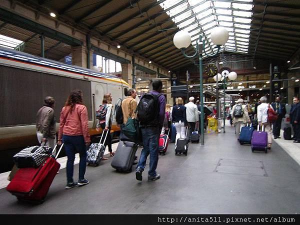 Paris Gare du Nord-station