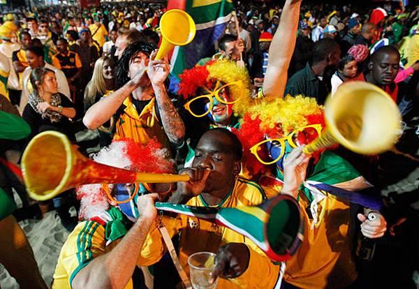 Vuvuzela 烏烏茲拉
