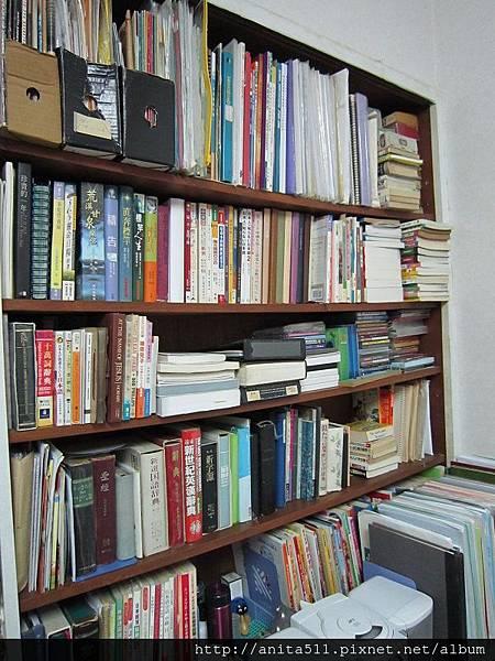 一堆可怕的書