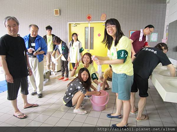 清掃學習口譯志工2011