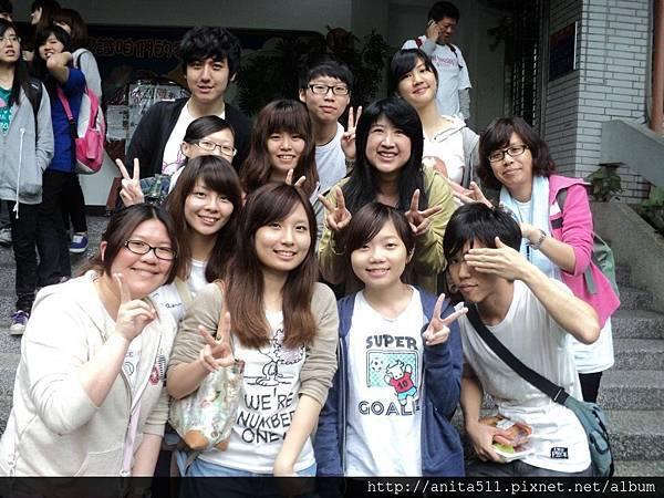 清掃學習口譯志工2012